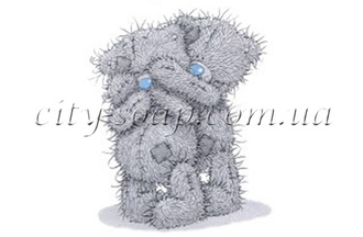 Картинка на водорастворимой бумаге, Медведи 03021: медведи - 1 | city-soap.com.ua