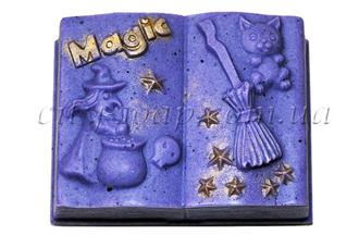 """Форма для мыла люкс """"Магическая книга"""""""