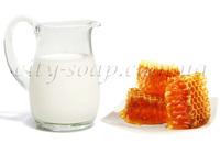 Отдушка Мед с молоком