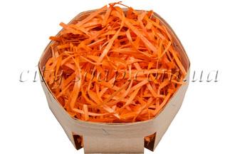 Натуральный наполнитель Оранжевый