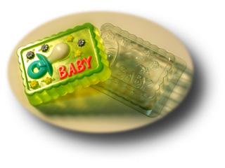 """Форма пластиковая """"Baby"""": формы пластиковые для мыла - 1   city-soap.com.ua"""