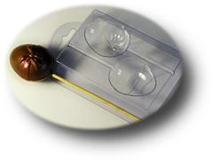 """Форма для шоколада """"Яйцо с бантиком"""""""
