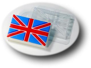 """Форма пластиковая """"Флаг Великобритании"""""""