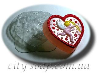 """Форма пластиковая """"Купидон"""": формы пластиковые для мыла - 1   city-soap.com.ua"""