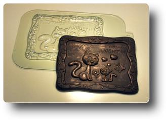 """Форма для шоколада """"Мамина любовь"""": формы пластиковые для шоколада - 1   city-soap.com.ua"""