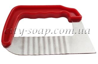 Нож волнистый
