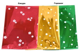 Пакет цветной с рисунком 10х15 см (10 штук): пакеты и саше - 1 | city-soap.com.ua