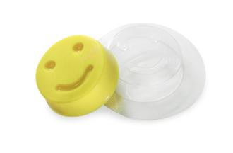 """Форма пластиковая """"Смайлик"""": формы пластиковые для мыла - 1   city-soap.com.ua"""