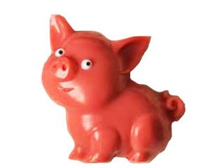 """Форма пластиковая """"Свинка"""": формы пластиковые для мыла - 1   city-soap.com.ua"""