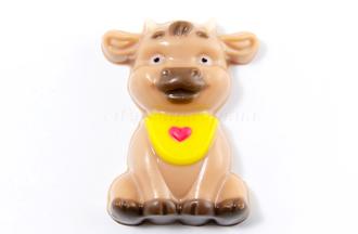 """Форма пластиковая """"Влюбленный теленок"""": формы пластиковые для мыла - 1   city-soap.com.ua"""