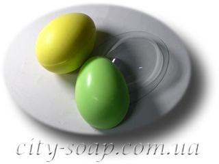 "Форма пластиковая ""Яйцо"""